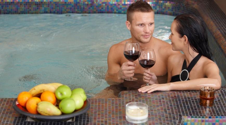 Friss Szerelem Day Spa kezelés pároknak