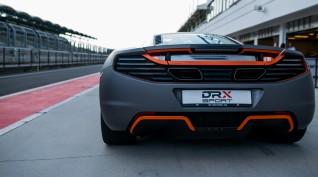 McLaren MP4-12C 625 LE autóvezetés DRX Ring 8 kör+videó
