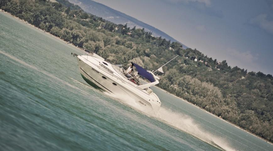 Balatoni Sétahajózás egy Yachttal 60 perc