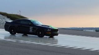 Ford Mustang GT 450 LE Vezetés és Utazás 8+2 kör + ajándék + videó