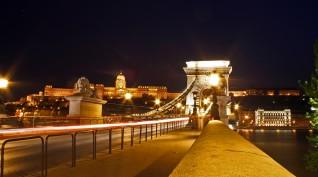 Éjszakai segway túra Budapesten 2 óra