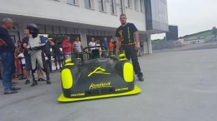 Radical Pro Sport vezetés KakucsRing 10 kör