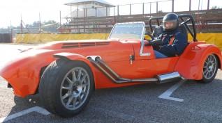 Lotus Super Seven, a Cabrio életérzés 12 kör + videó