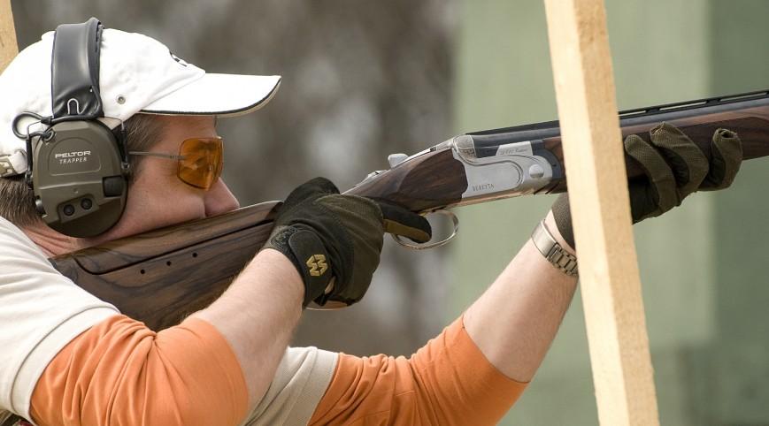 Korong Lövészet Sörétes Puskával Alap Csomag 50 lövés