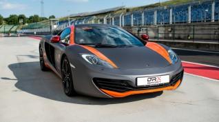 McLaren MP4-12C 625 LE autóvezetés DRX Ring 2 kör+videó