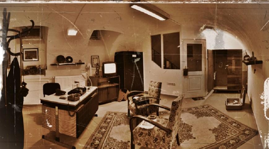 A párttitikár irodája 2-5 fő