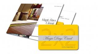 Magic Days Classic szállodai élménycsekk 2 fő részére