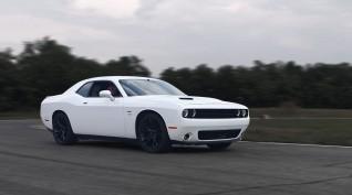 Dodge Challenger 450 LE közúti autóvezetés - 50 km
