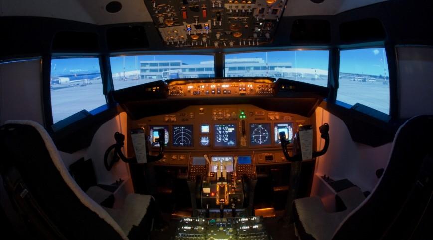 Boeing Szimulátor 20 perc