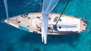 Vitorlás Yacht túra a káprázatos Adrián búvárkodással 4 nap 3 éj 1 fő